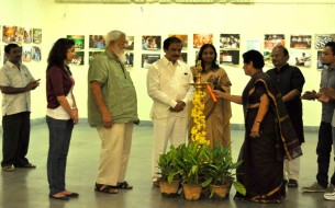 Professor Kamalakshi former joint secretary of CKP joins Inaugural Programme